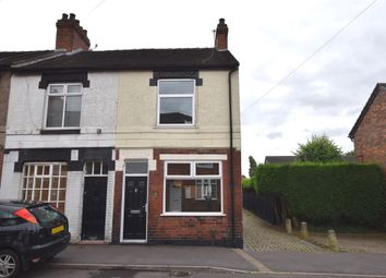 Thumbnail 2 bed end terrace house for sale in Clifton Street, May Bank, Newcastle-Under-Lyme