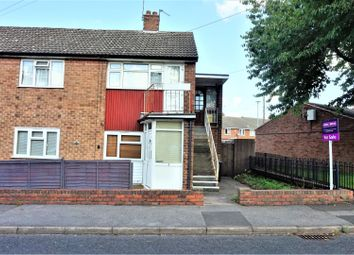 Thumbnail 1 bed flat for sale in Chapel Street, West Bromwich