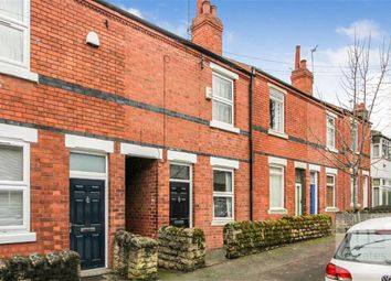 Thumbnail 2 bed terraced house for sale in Allington Avenue, Nottingham