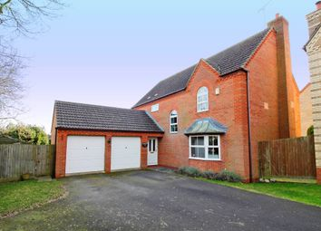 Thumbnail 5 bed detached house for sale in Swift Way, Thurlby, Bourne