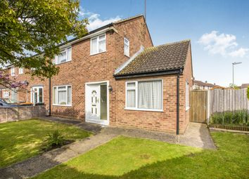 Thumbnail 3 bed semi-detached house for sale in Aspen Avenue, Bedford