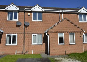 Thumbnail 2 bed terraced house for sale in Primrose Close, South Normanton, Alfreton