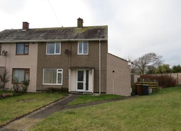 Thumbnail 3 bedroom semi-detached house for sale in Santon Way, Seascale, Cumbria