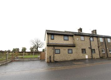 Thumbnail 4 bed semi-detached house for sale in Bolton Road, Hawkshaw, Bury, Lancashire