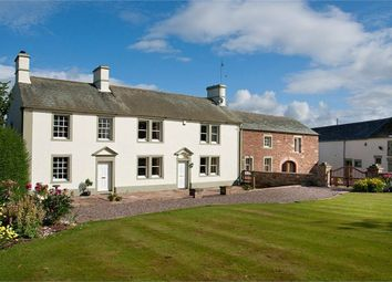 Thumbnail 4 bed detached house for sale in The Slack, Wigton, Cumbria