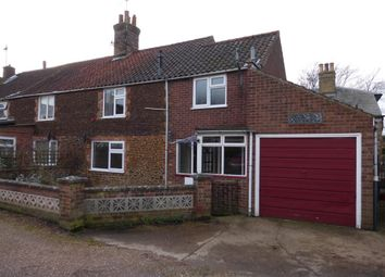 Thumbnail 3 bed semi-detached house to rent in Railway Road, Downham Market