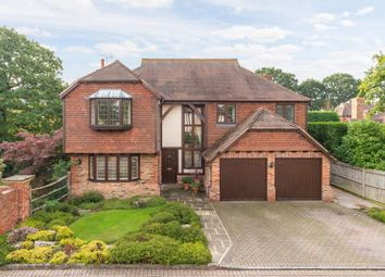 5 bed detached house for sale in Christie Close, Bookham, Leatherhead KT23