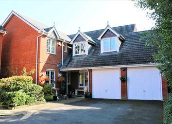 Thumbnail 4 bedroom detached house for sale in English Wood, Park Village, Basingstoke