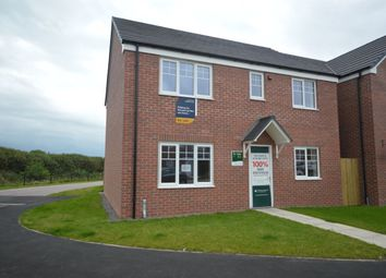 Thumbnail 4 bed detached house for sale in Links Crescent, Seascale