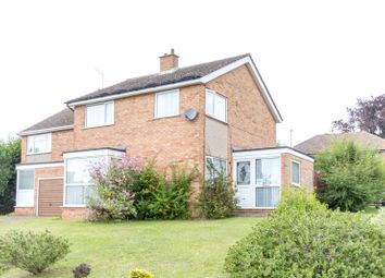 Thumbnail 3 bed detached house for sale in Abbots Way, Wellingborough, Northamptonshire