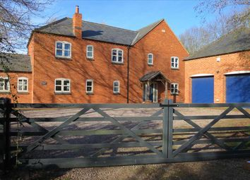 Thumbnail 5 bed property for sale in Evedon, Sleaford