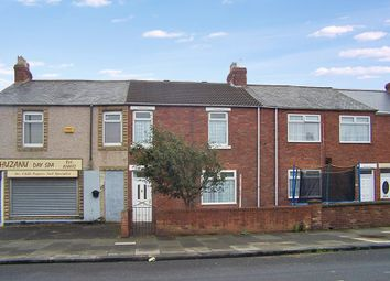 Thumbnail 3 bedroom terraced house for sale in Woodhorn Road, Ashington