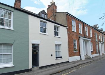 Thumbnail 3 bedroom terraced house to rent in Osney Island, Oxford
