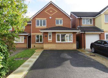 Thumbnail 3 bed detached house for sale in Juniper Way, Bradley Stoke, Bristol