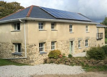 Thumbnail 5 bed detached house for sale in Trenear, Helston