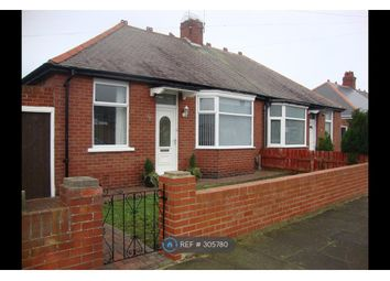 Thumbnail 3 bed bungalow to rent in Glendale Avenue, North Shields