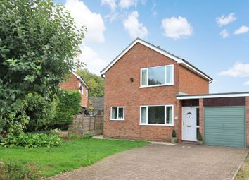 Thumbnail 4 bed link-detached house for sale in Ermin Close, Baydon, Marlborough