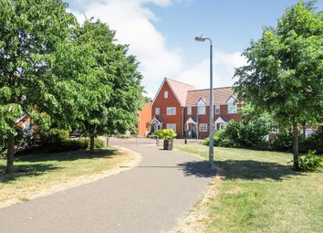 Thumbnail 4 bed end terrace house for sale in Titus Way, Colchester