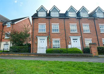 Thumbnail 4 bed end terrace house for sale in Oak Drive, Mile Oak, Tamworth, Staffordshire
