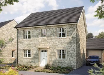 "Thumbnail 4 bed property for sale in ""The Buxton"" at Hallatrow Road, Paulton, Bristol"
