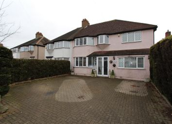 Thumbnail 4 bedroom semi-detached house for sale in Sutton Common Road, North Cheam, Sutton