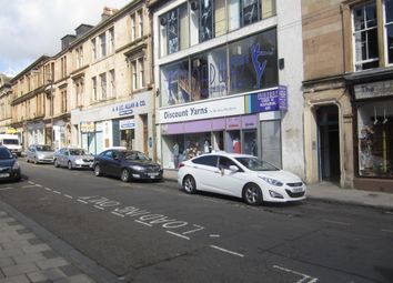 Thumbnail Retail premises for sale in 38 Newmarket Street, Falkirk
