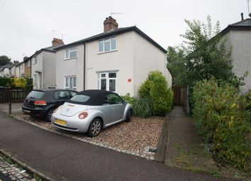 Thumbnail 2 bedroom semi-detached house for sale in Cottonmill Crescent, St.Albans