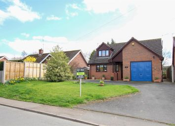 Thumbnail 3 bed detached house for sale in Minge Lane, Upton-Upon-Severn, Worcester