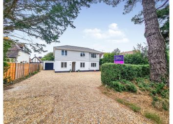 Thumbnail 4 bed detached house for sale in 10 Downview Road, Barnham