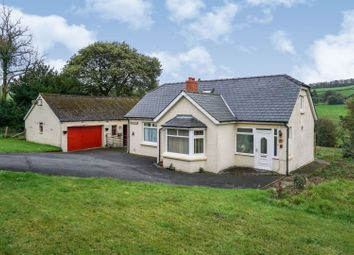 Thumbnail 4 bed detached house for sale in Cwrtnewydd, Llanybydder