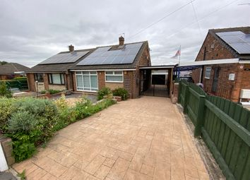 Thumbnail 2 bed bungalow to rent in Brinsworth Hall Grove, Rotherham