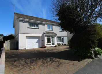 Thumbnail 4 bedroom detached house for sale in Dukes Way, Newquay