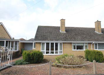 Thumbnail 2 bed semi-detached bungalow for sale in Beck Close, Belle Vue, Carlisle