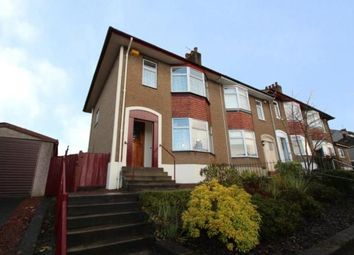 Thumbnail 2 bed end terrace house for sale in Hillview Drive, Clarkston, East Renfrewshire