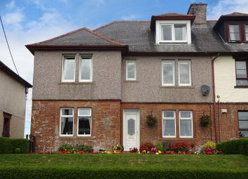 Thumbnail 3 bed maisonette for sale in Halliday Terrace, Lochmaben, Lockerbie, Dumfries And Galloway.