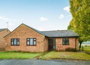 Thumbnail 3 bed detached bungalow for sale in Heron Close, Downham Market
