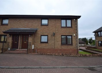 Thumbnail 2 bed flat for sale in Stane Grove, Shotts, North Lanarkshire