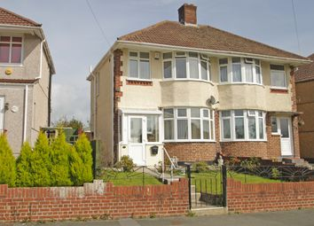 Thumbnail 3 bed semi-detached house for sale in Moor Lane, Plymouth