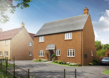 "Thumbnail 4 bed detached house for sale in ""Sulgrave"" at Heathencote, Towcester"