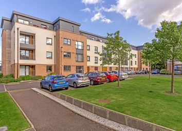 Thumbnail 3 bed flat for sale in Pinkhill Park, Edinburgh