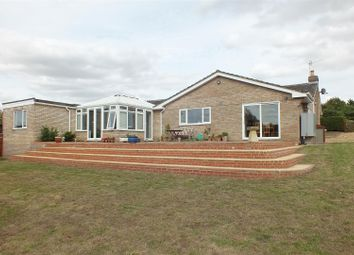 Thumbnail 4 bed detached bungalow for sale in High Green, Abbotsley, St. Neots