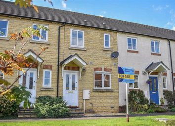 Thumbnail 2 bed terraced house for sale in Caswell Mews, Dursley