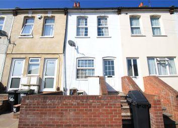 Thumbnail 3 bedroom terraced house for sale in Dover Road East, Northfleet, Kent