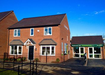 """Thumbnail 4 bedroom detached house for sale in """"The Chedworth"""" at Upton Drive, Off Princess Way, Burton Upon Trent"""