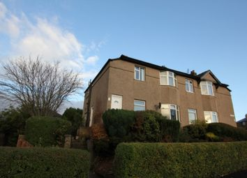 Thumbnail 3 bed flat to rent in Gifford Drive, Glasgow