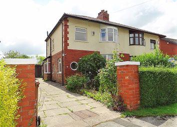 Thumbnail 3 bed semi-detached house for sale in Broad Oak Lane, Penwortham, Preston