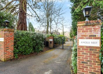 Thumbnail 8 bed detached house for sale in Wellingtonia Avenue, Crowthorne, Berkshire