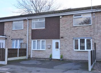 Thumbnail 3 bed terraced house for sale in Queensferry Gardens, Derby