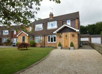 Thumbnail 4 bed semi-detached house for sale in Forge Close, Holmer Green, High Wycombe