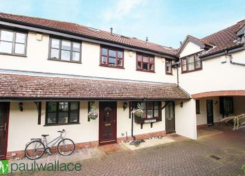 Thumbnail 2 bed terraced house for sale in Firs Wood Close, Northaw, Potters Bar